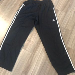 Men's size small Adidas athletic pants